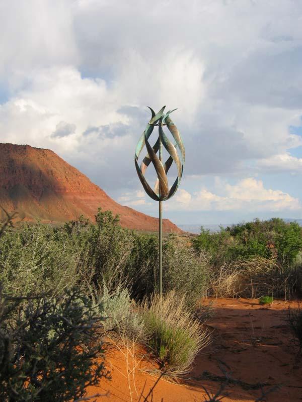 Desert-Flame