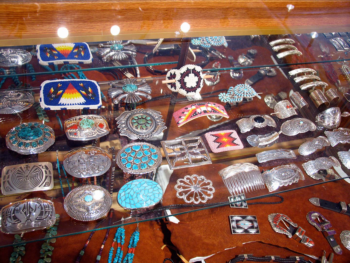 Jewelry & Belt Buckles