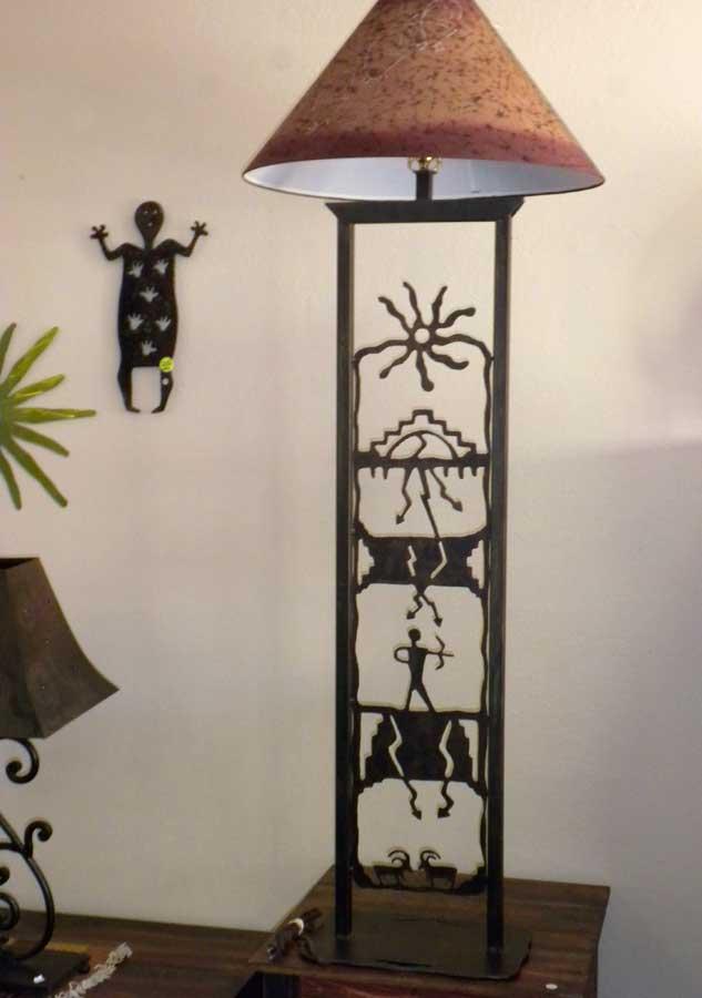 The-Hunter-Floor-Lamp